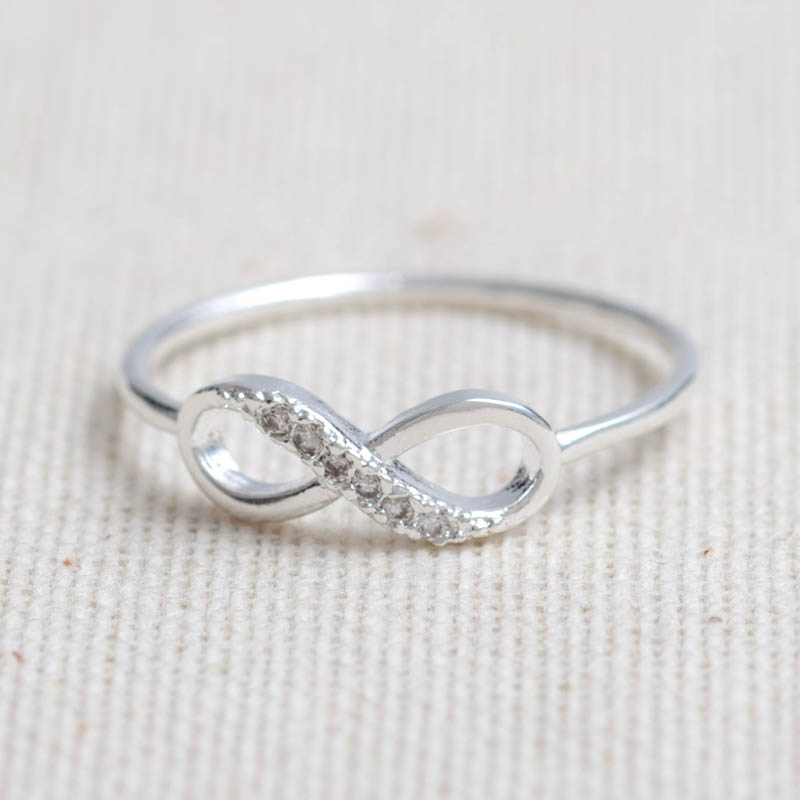 infinity the sigma sterling products ring silver